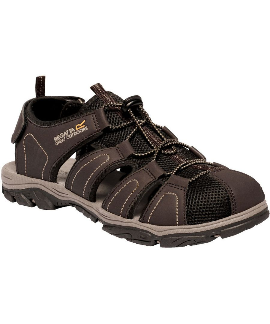 Image for Regatta Mens Westshore II Adjustable Walking Sandals