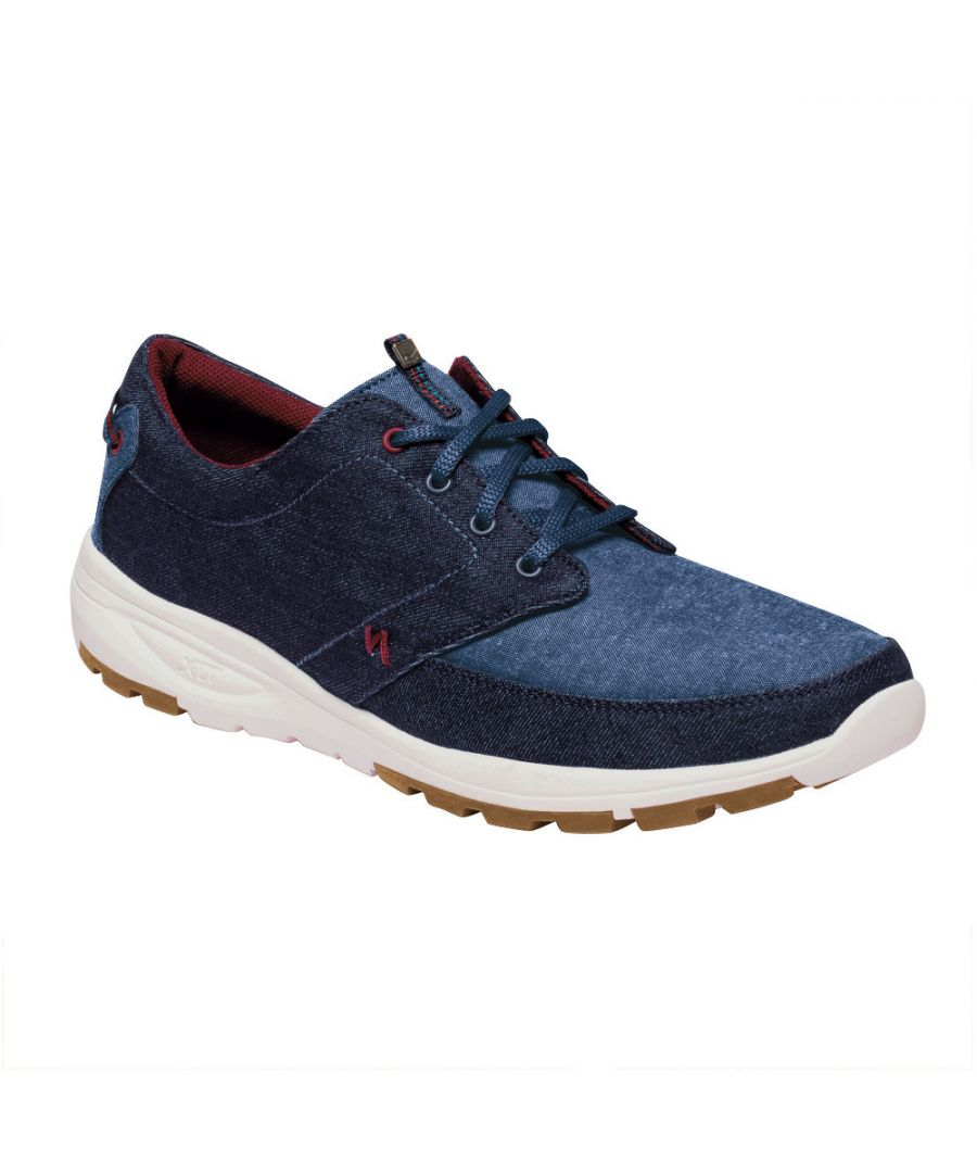 Image for Regatta Mens Marine II Lace Up Casual Summer Trainers