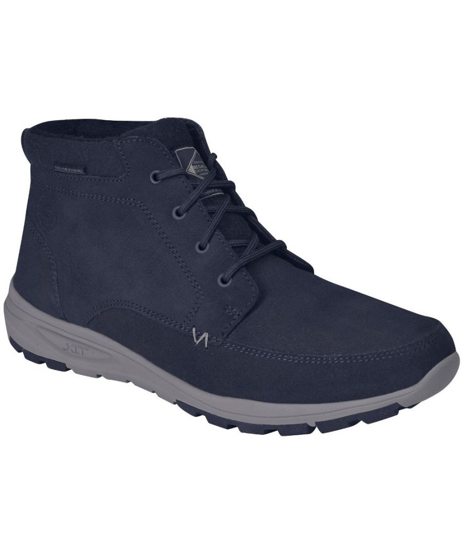 Image for Regatta Mens Marine Isotex Lightweight Durable Ankle Boots