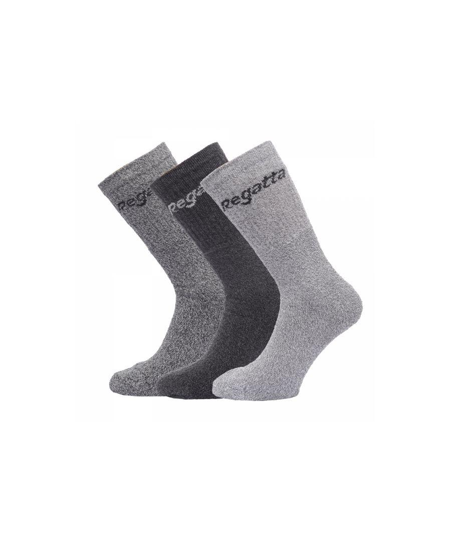 Image for Regatta 3 Pack Sock