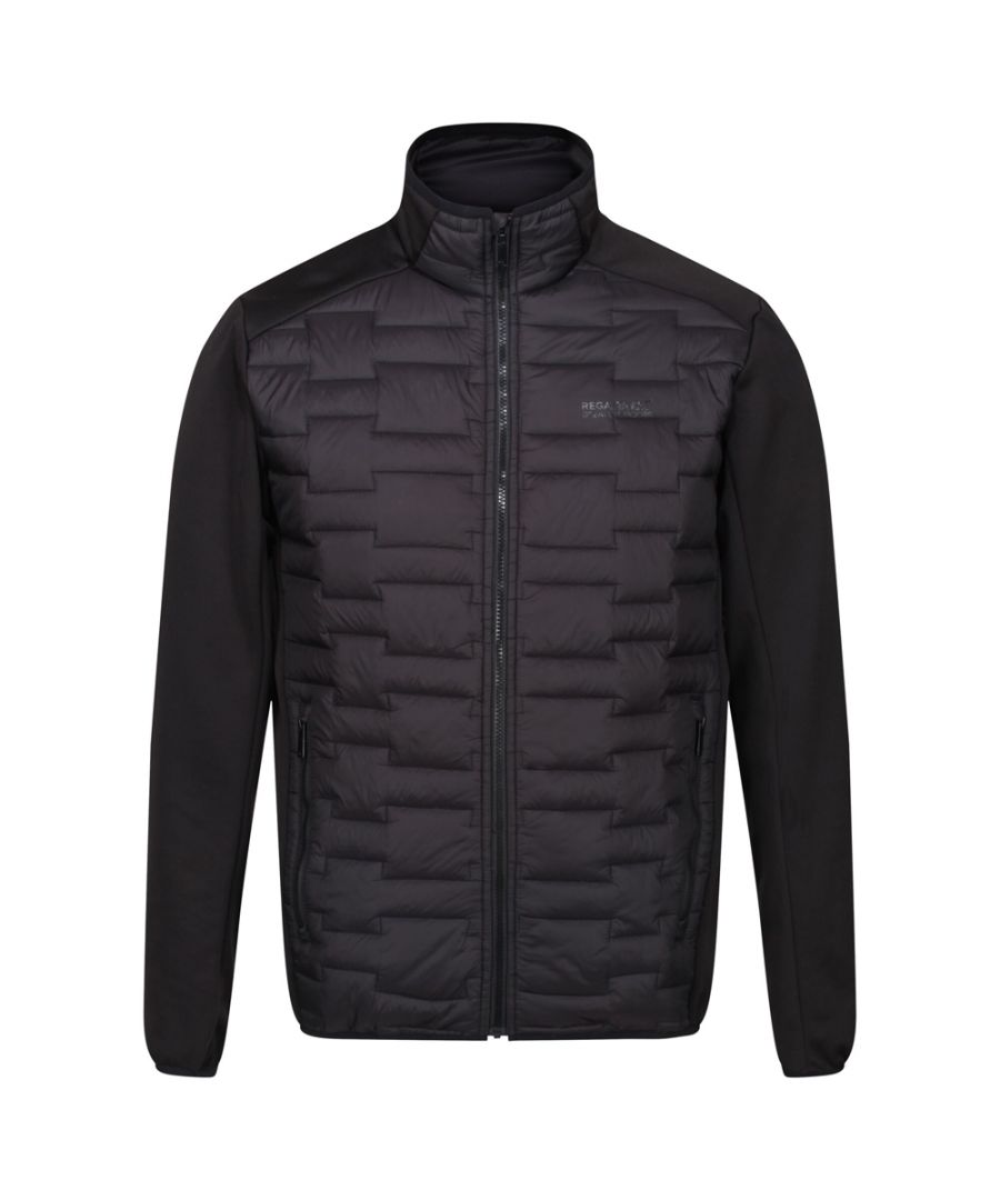 Image for Regatta Mens Clumber Hybrid Insulated Jacket