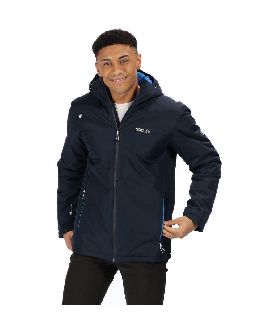 Image for Regatta Mens Thornridge II Waterproof Breathable Jacket