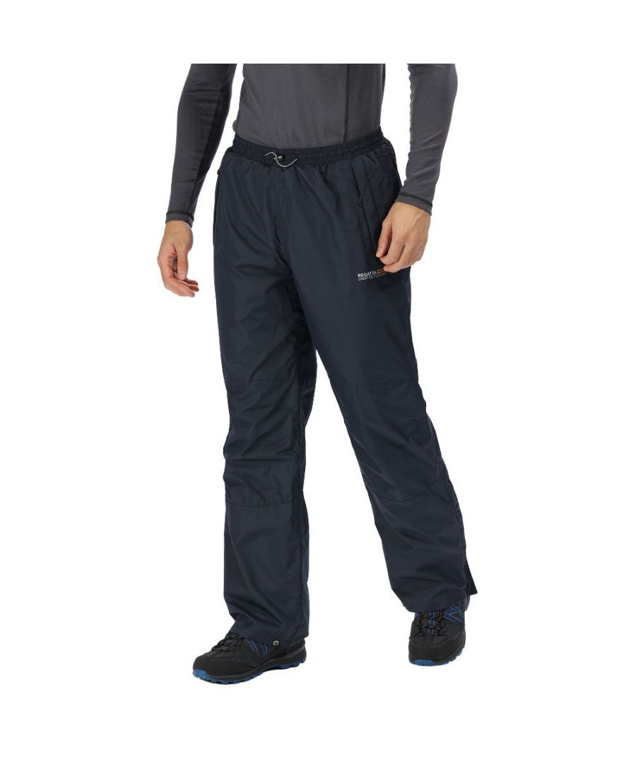 Image for Regatta Mens Chandler III Waterproof Breathable Walking Trousers
