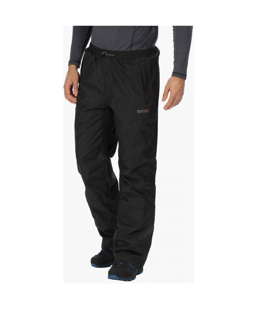 Image for Regatta Mens Chandler III Waterproof Breathable Walking Trousers