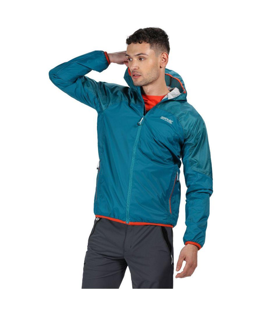 Image for Regatta Mens Levin II Waterproof Isotex Durable Reflective Jacket Coat