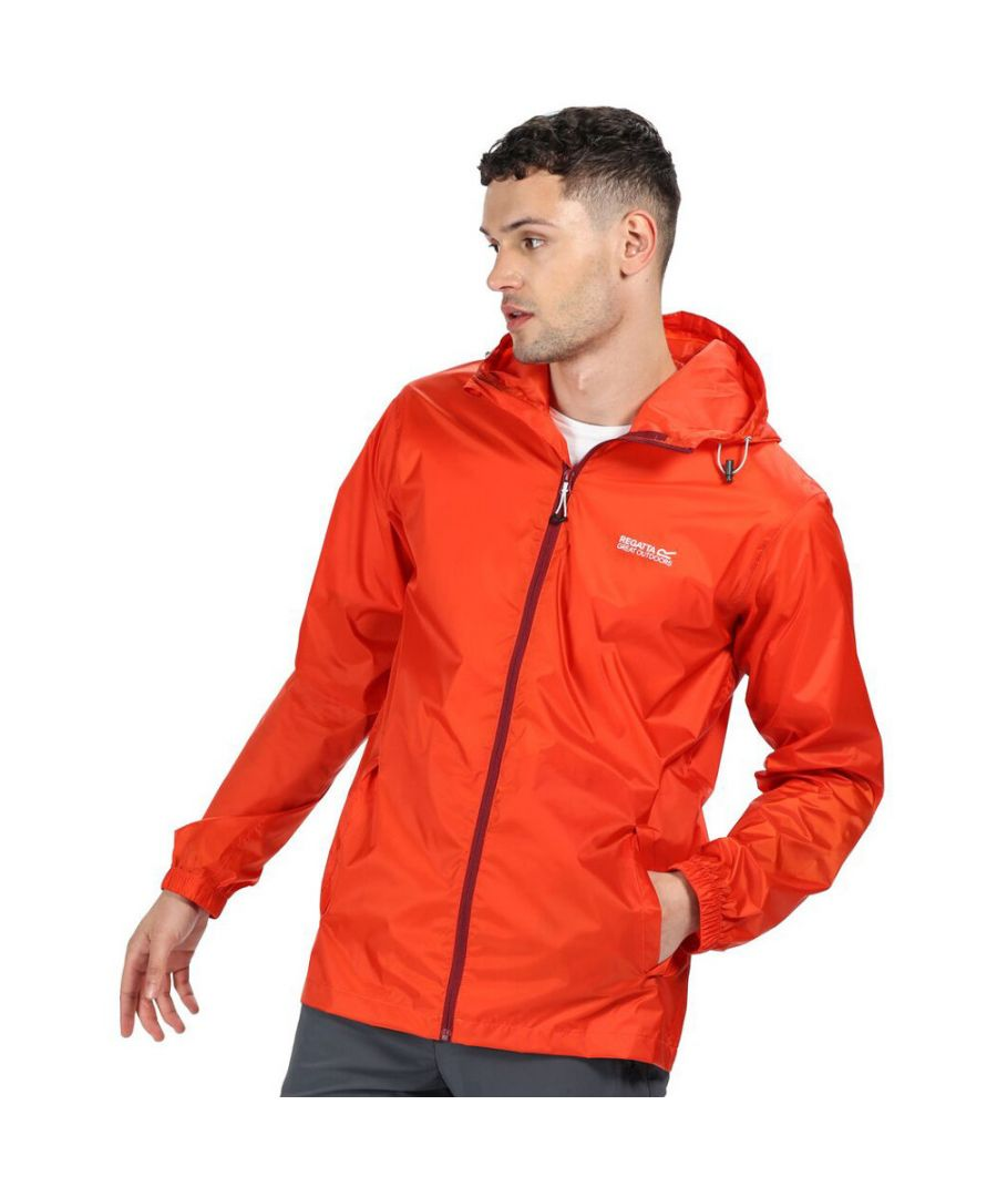 Image for Regatta Mens Pack It III Waterproof Breathable Packable Jacket Coat
