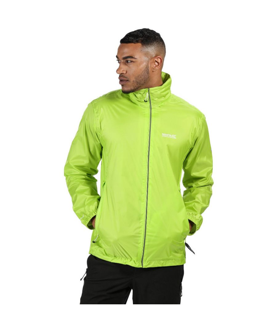 Image for Regatta Mens Lyle IV Waterproof Breathable Packable Jacket Coat