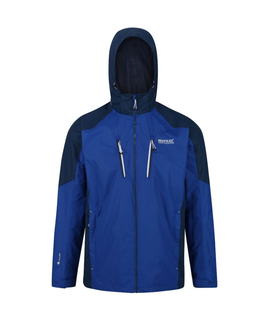 Image for Regatta Mens Calderdale III Waterproof Breathable Jacket