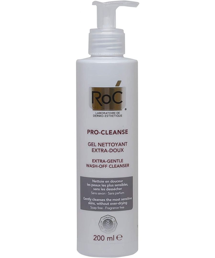 Image for RoC Pro-Cleanse Extra-Gentle Wash-Off Cleanser 200ml