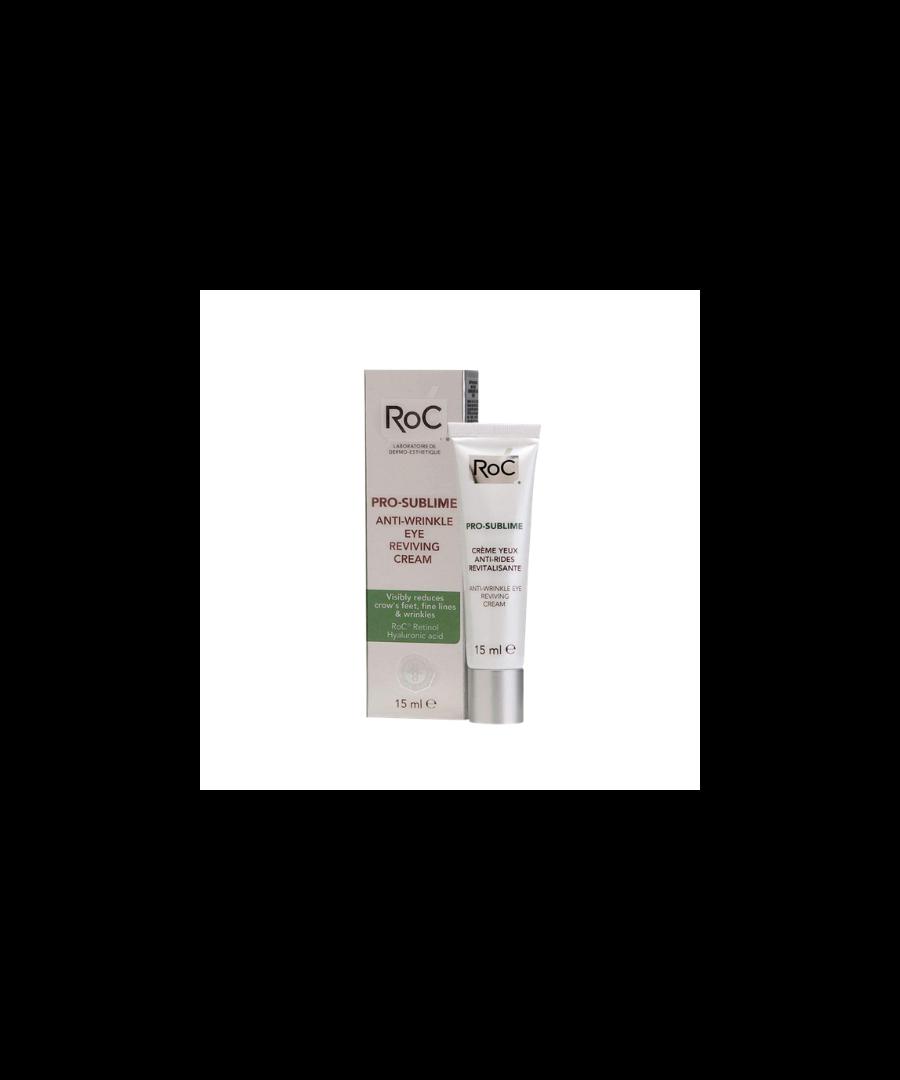 Image for RoC Pro-Sublime Revitalise Eye Cream 15ml
