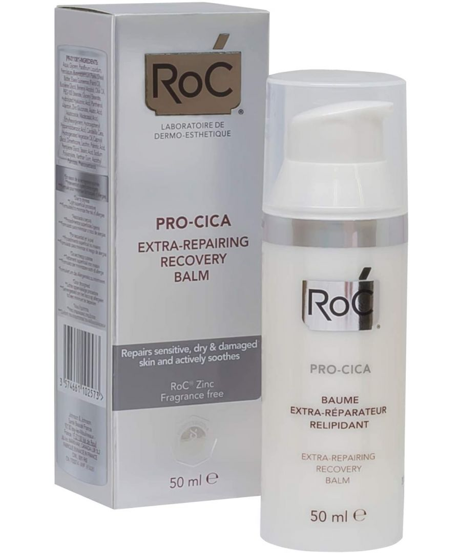 Image for RoC Pro-Cica Extra-Repairing Recovery Balm 50ml