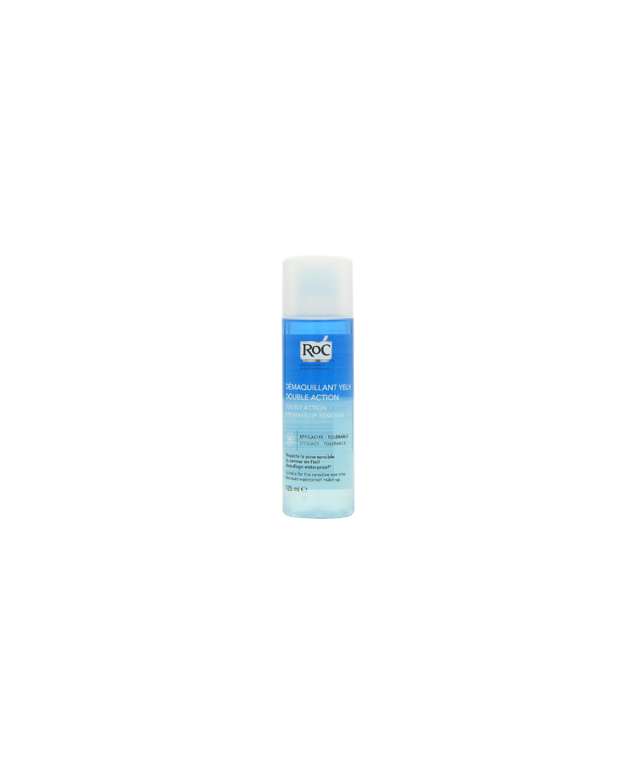 Image for RoC Double Action Eye Makeup Remover 125ml