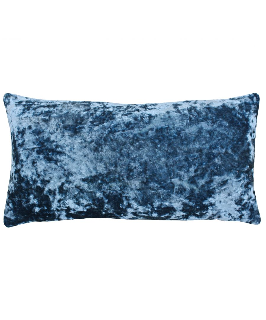 Image for Roma 30X60 Poly Cushion Cerulean