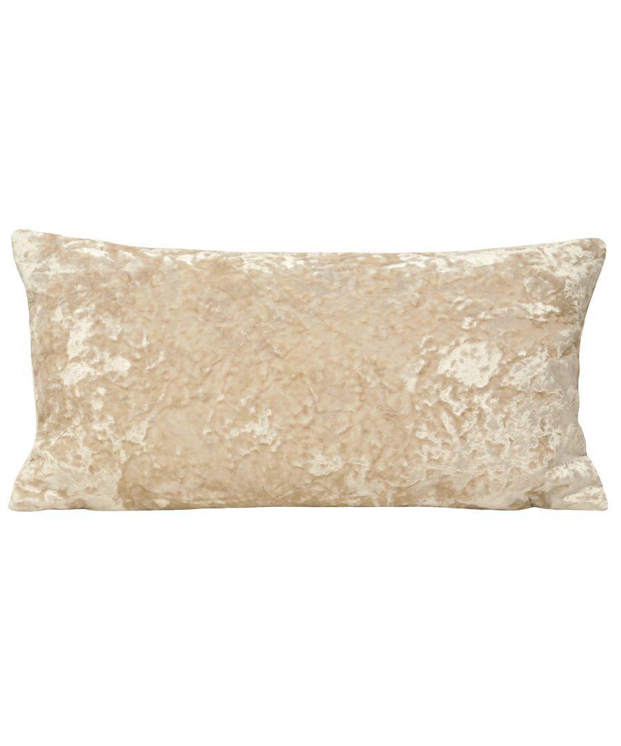 Image for Roma 30X60 Poly Cushion Ivory