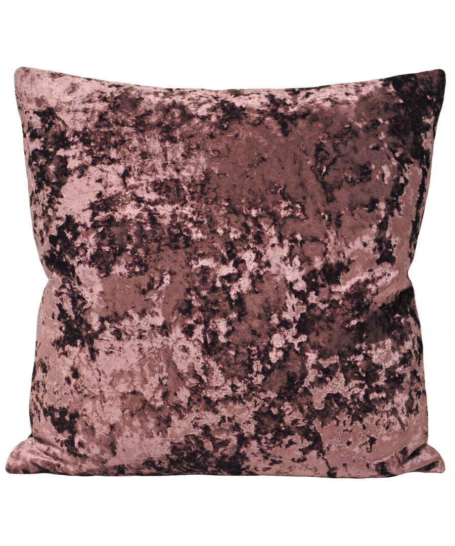 Image for Roma 50X50 Poly Cushion Aubergine