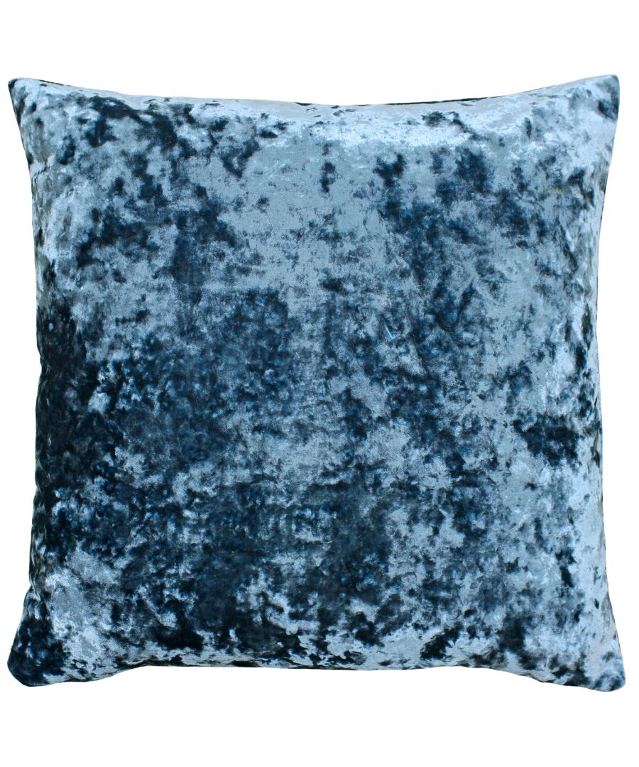 Image for Roma 50X50 Poly Cushion Cerulean