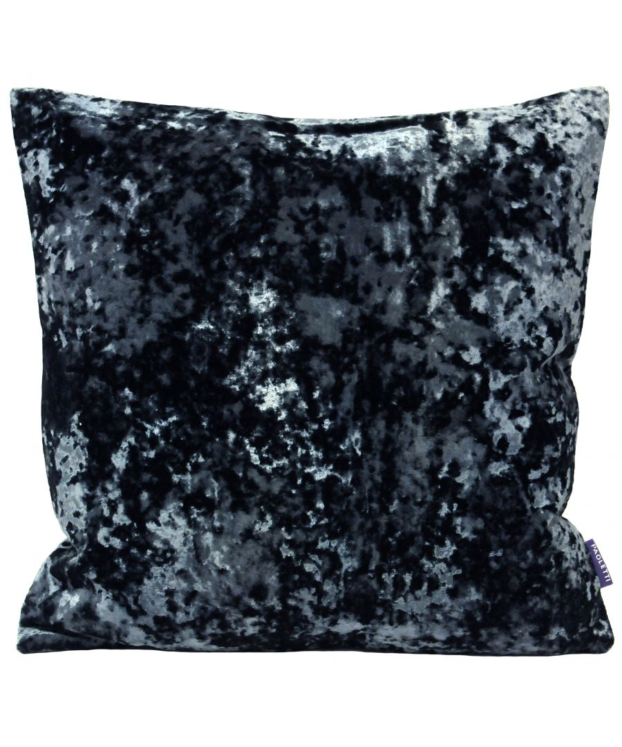 Image for Roma 50X50 Poly Cushion Ink