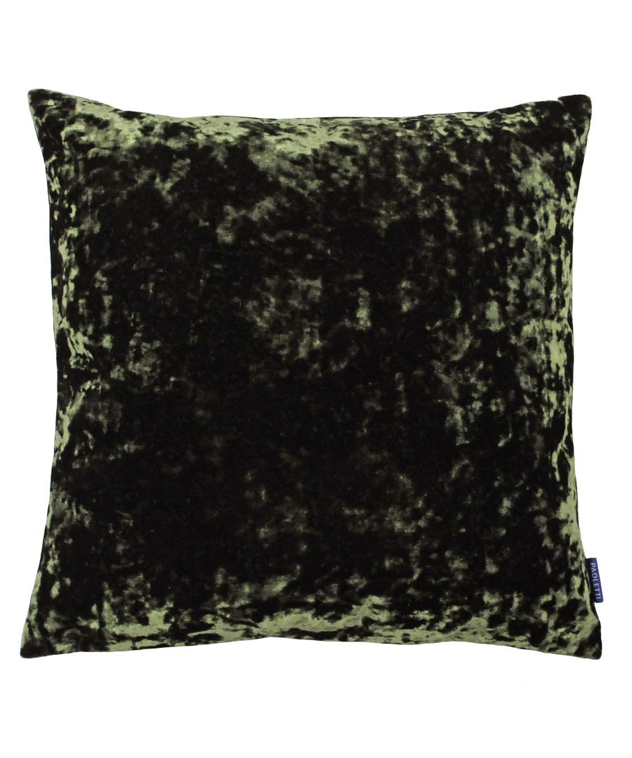 Image for Roma 50X50 Poly Cushion Olive