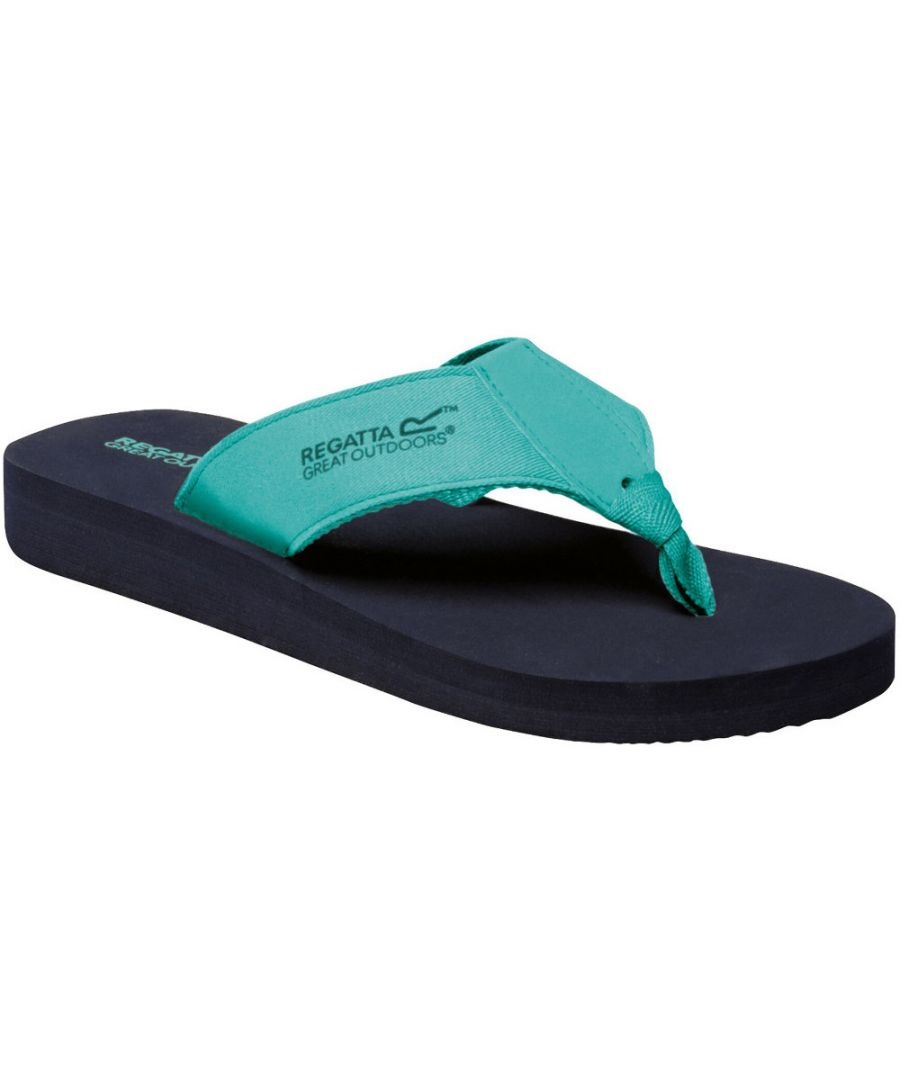 Image for Regatta Womens/Ladies Lady Catarina Lightweight Flip Flop Sandals