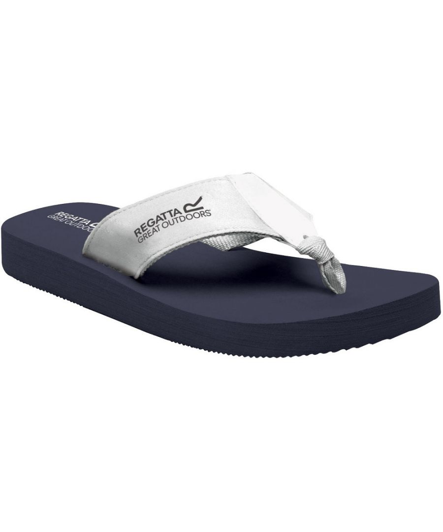 Image for Regatta Womens/Ladies Lady Catarina Lightweight Flip Flop Sandals
