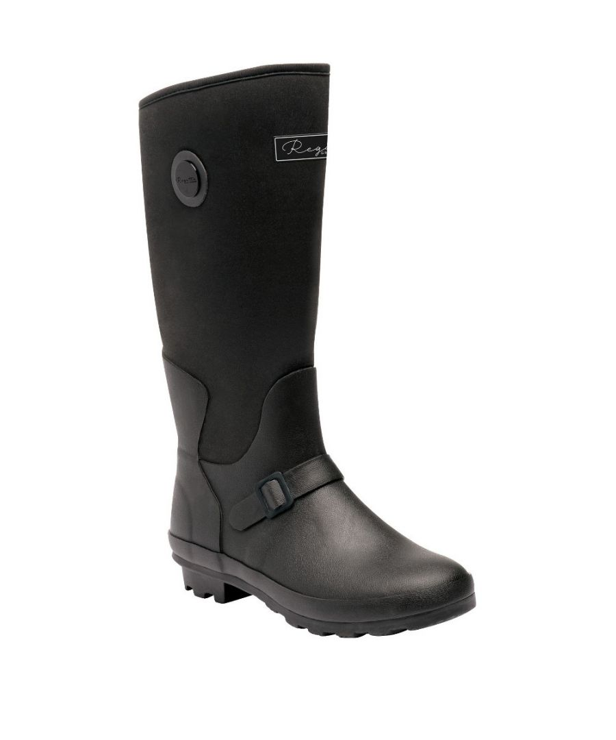 Image for Regatta Womens/Ladies Lady Brookford Tall Durable Wellington Boots