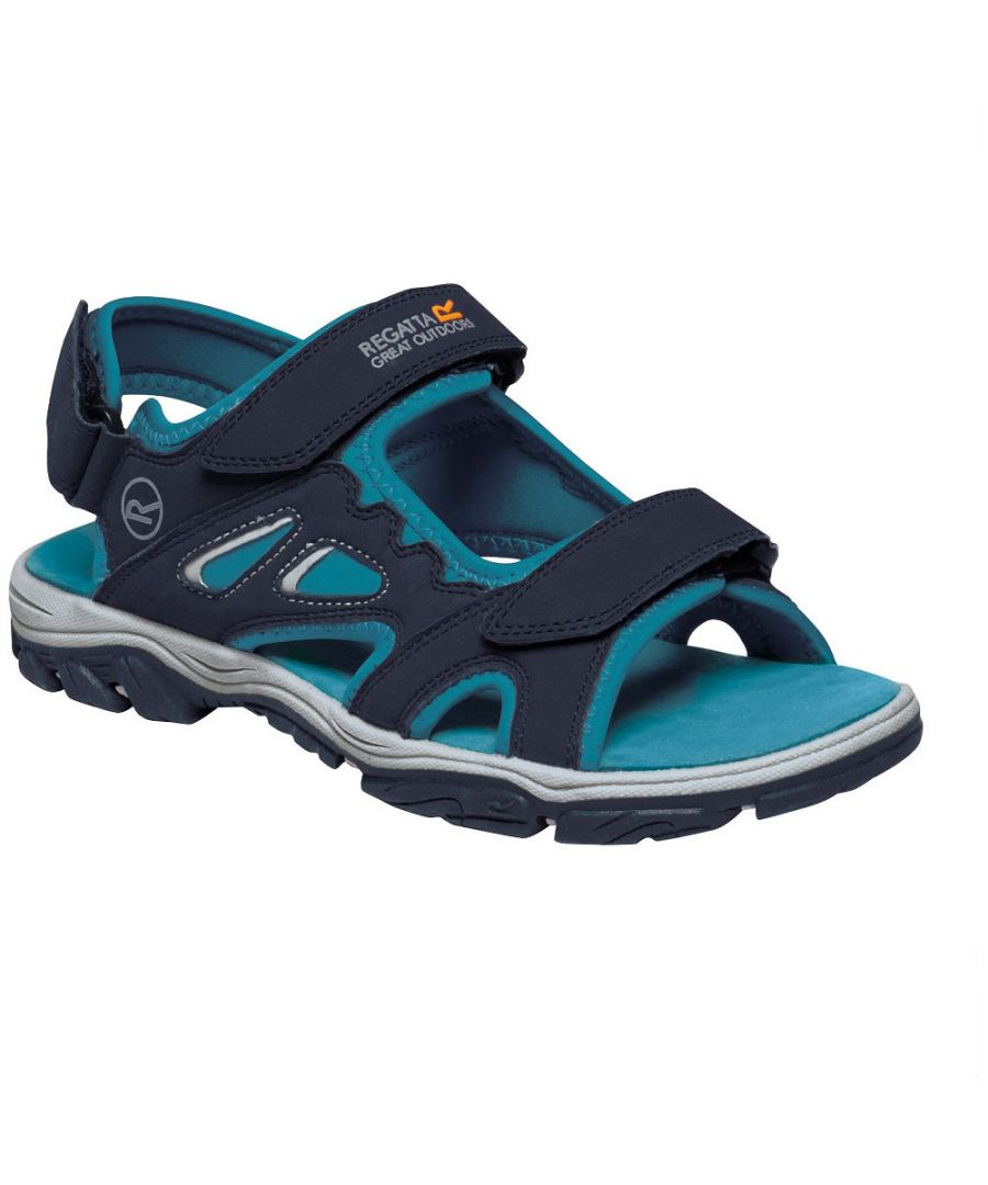 Image for Regatta Womens Holcombe Vented Summer Walking Sandals
