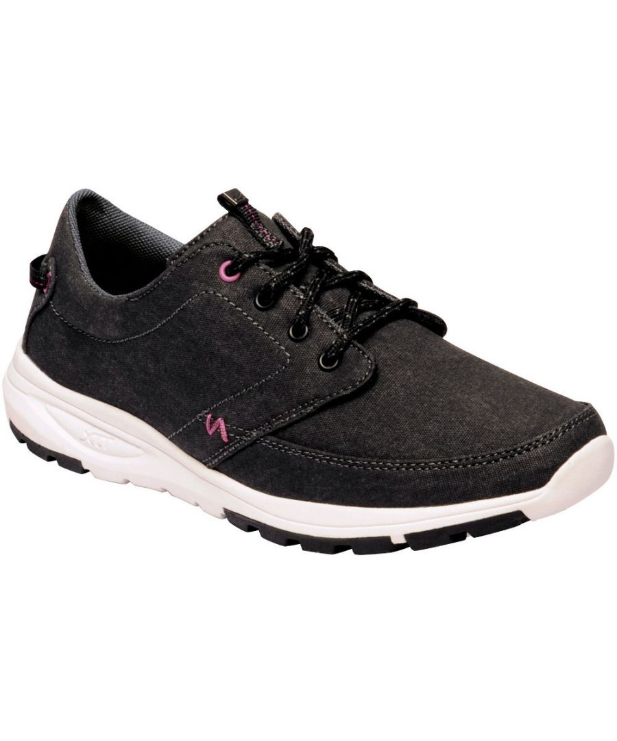Image for Regatta Womens Marine II Flexible Light Summer Trainers