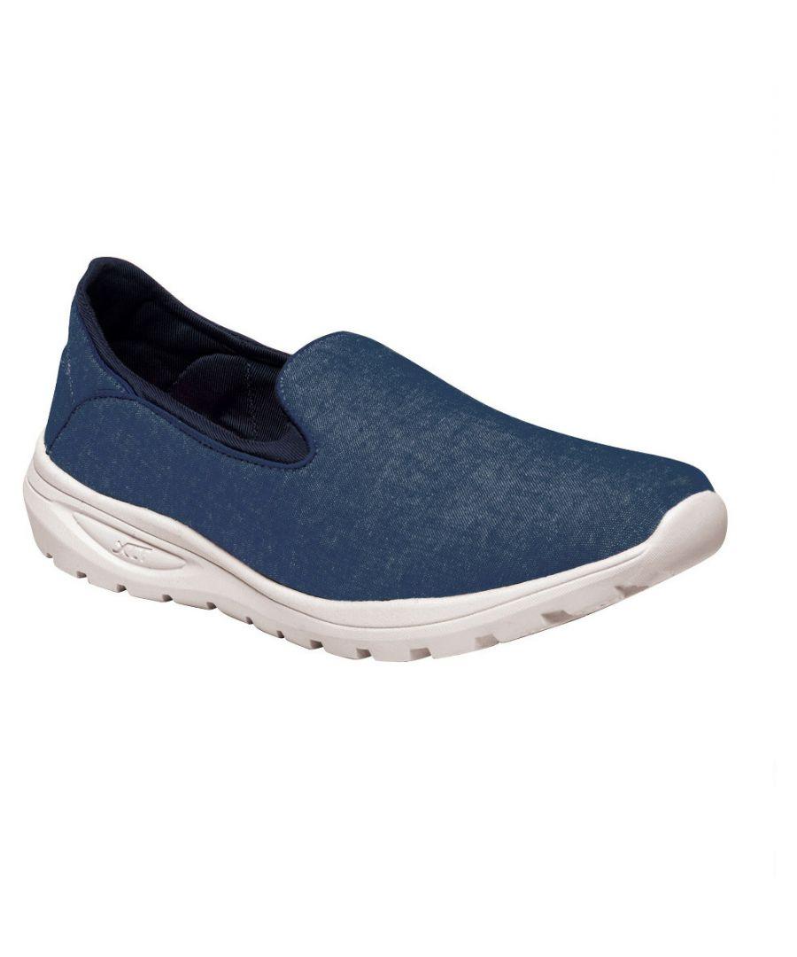 Image for Regatta Womens Marine Slip On Lightweight Trainers Shoes