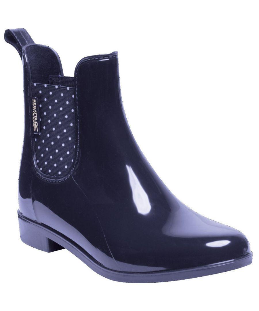 Image for Regatta Womens Harriett Waterproof Outdoor Wellington Boots