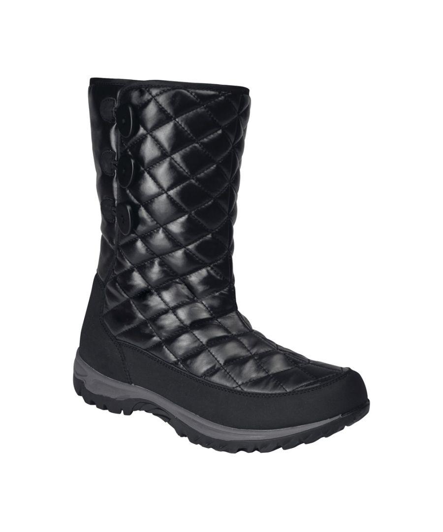 Image for Regatta Womens Marisol Polyester Calf Boots