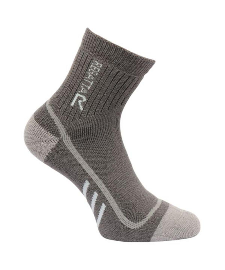 Image for Regatta Womens/Ladies 3 Season TrekTrail Heavyweight Walking Socks