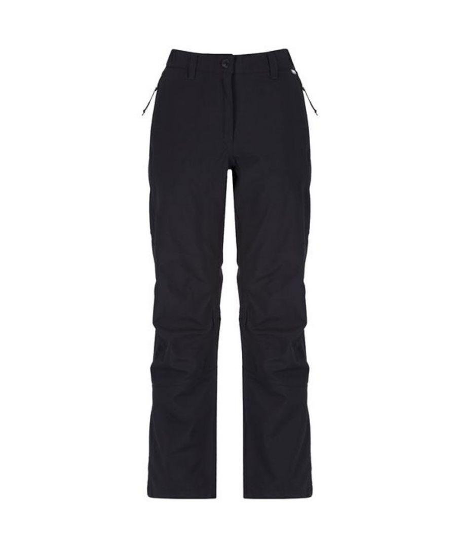 Image for Regatta Womens/Ladies Dayhike III Waterproof Breathable Trousers