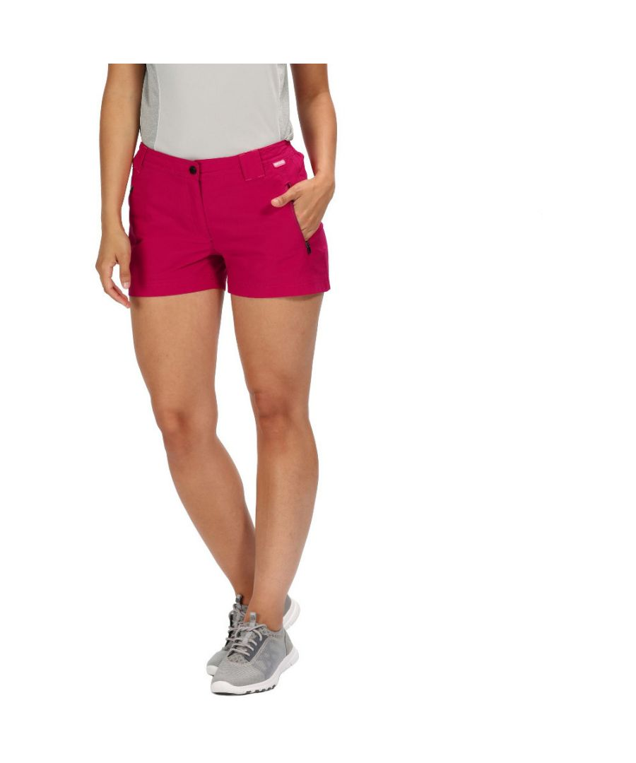 Image for Regatta Womens Highton Short Isoflex Stretchy Summer Shorts