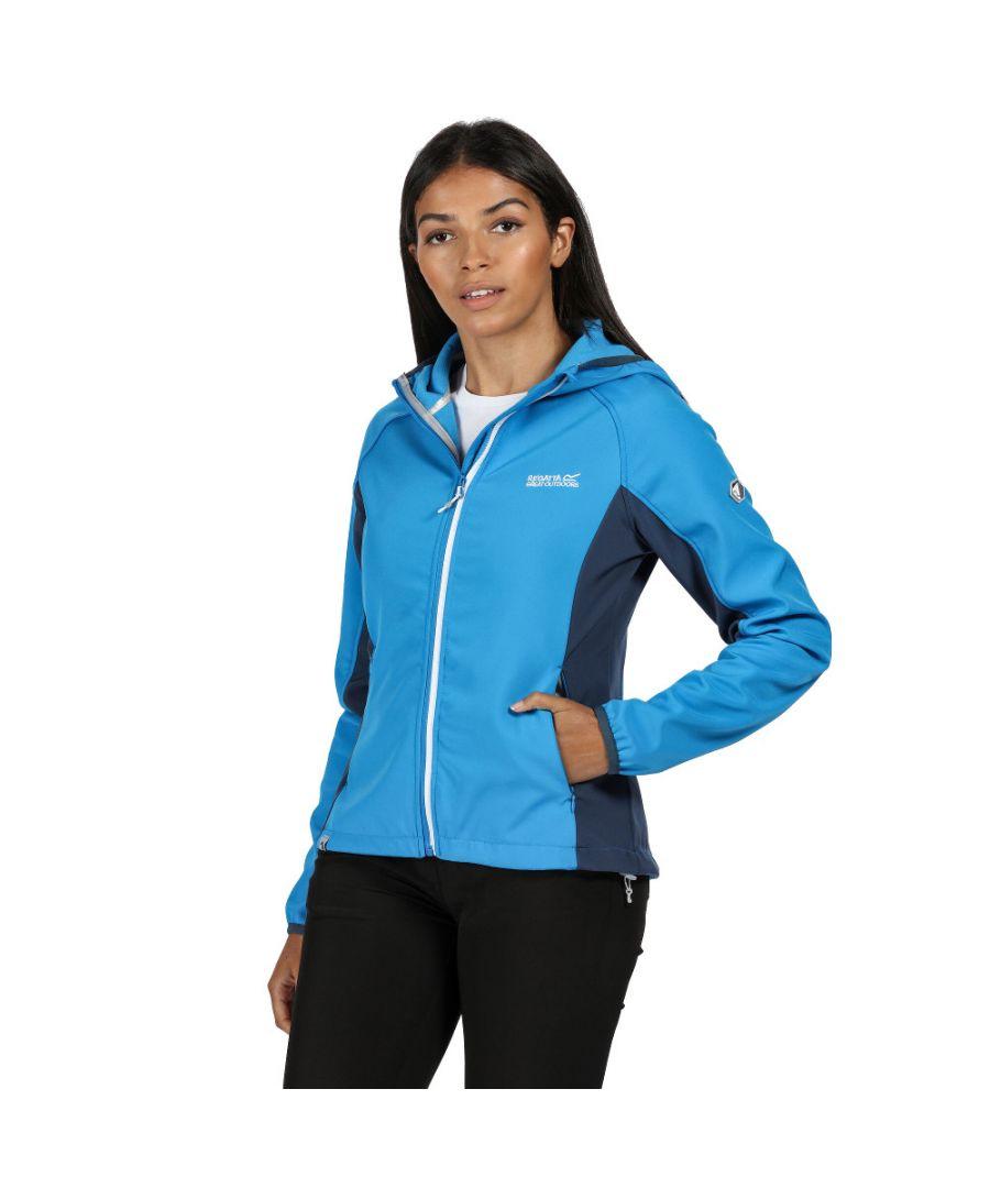 Image for Regatta Womens/Ladies Arec II Durable Wind Resistant Jacket Coat