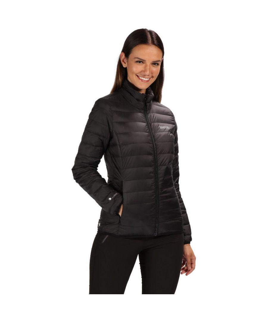 Image for Regatta Womens Whitehill Lightweight Insulated Coat Jacket