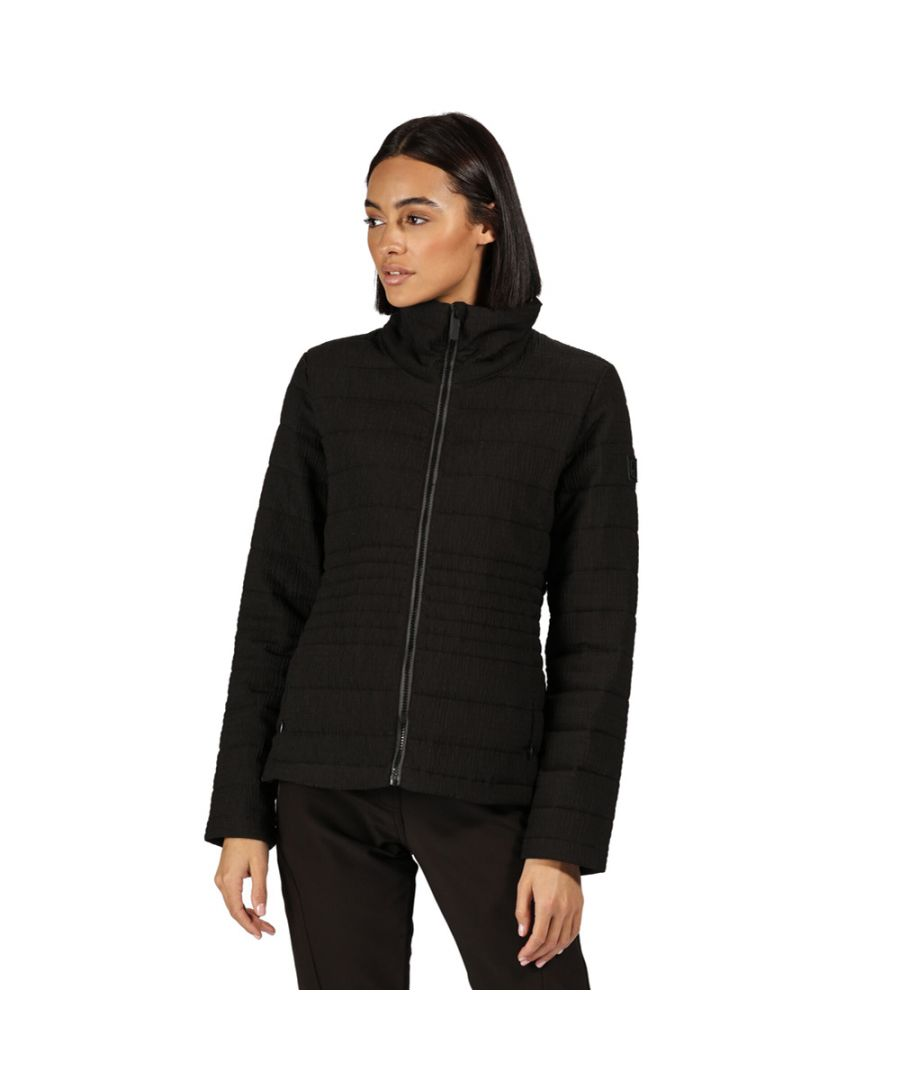Image for Regatta Womens Lustel Quilted Lightweight Puffa Coat Jacket