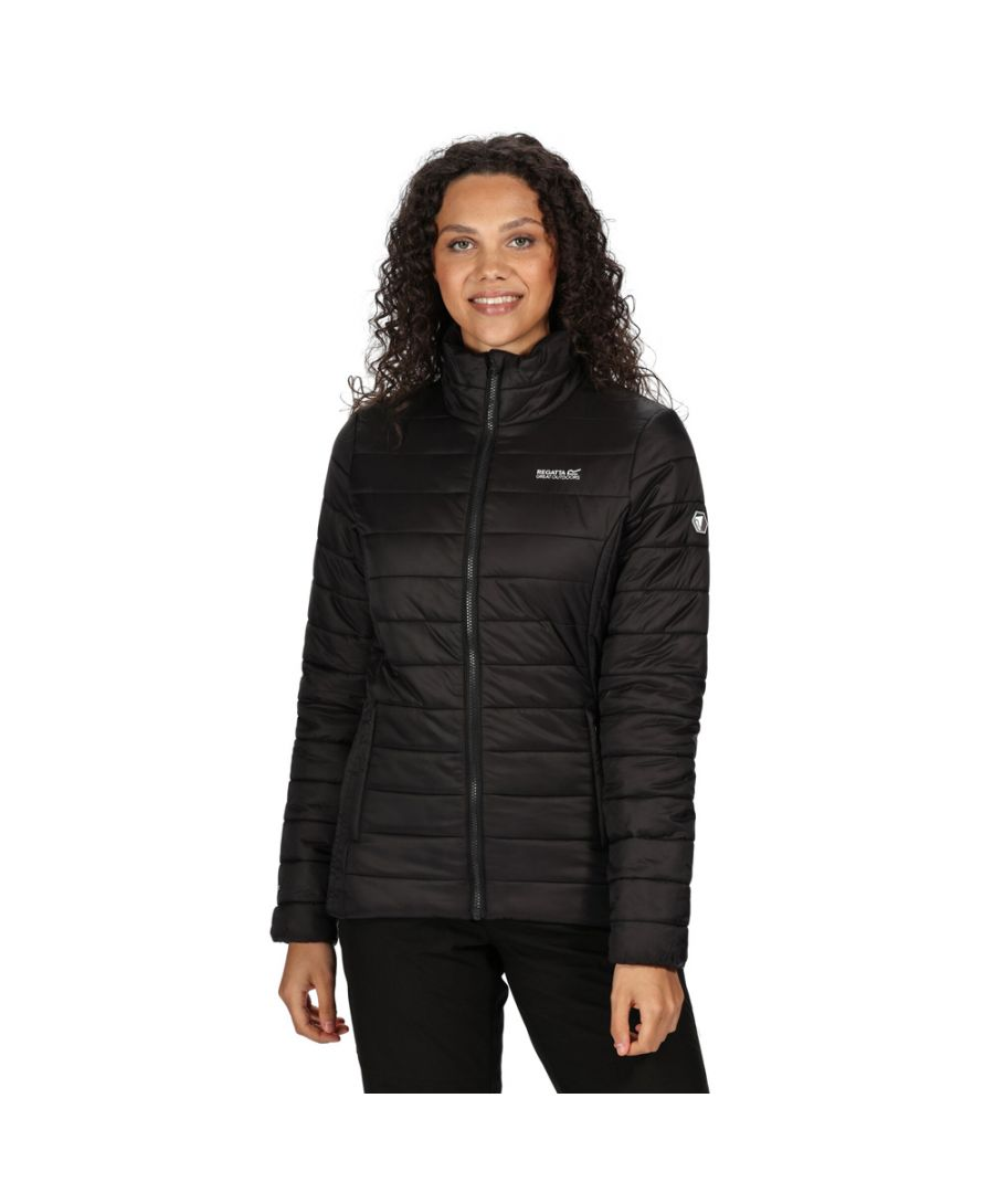 Image for Regatta Womens Freezeway II Warm Puffa Coat Jacket