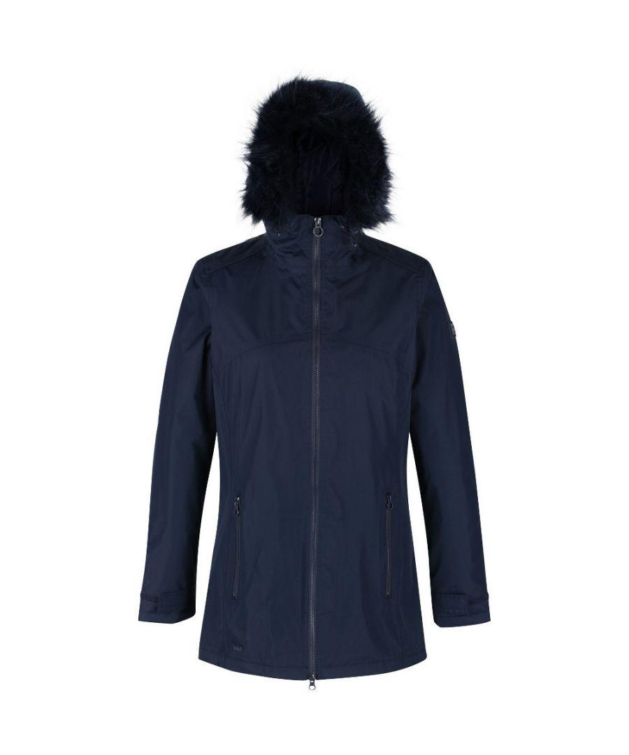Image for Regatta Womens Myla Waterproof Hydrafort Jacket Coat