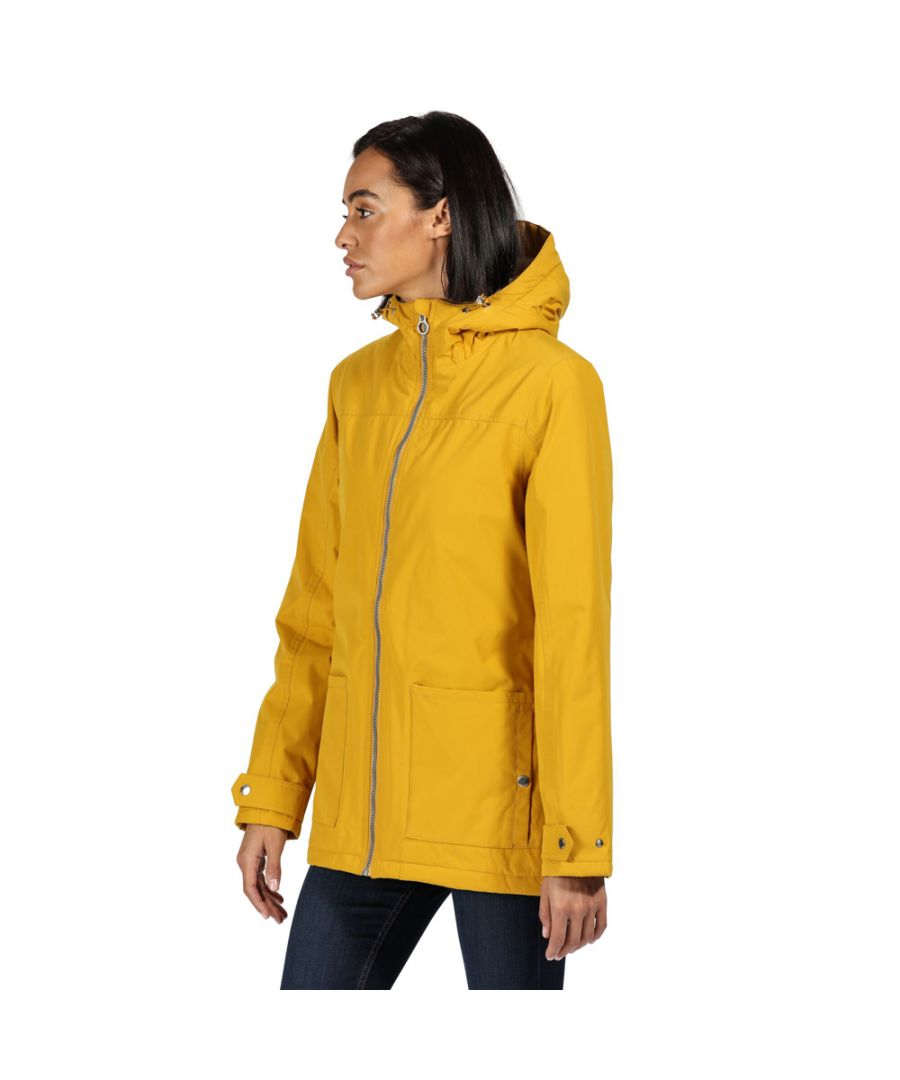 Image for Regatta Womens Bergonia II Waterproof Insulated Parka Coat