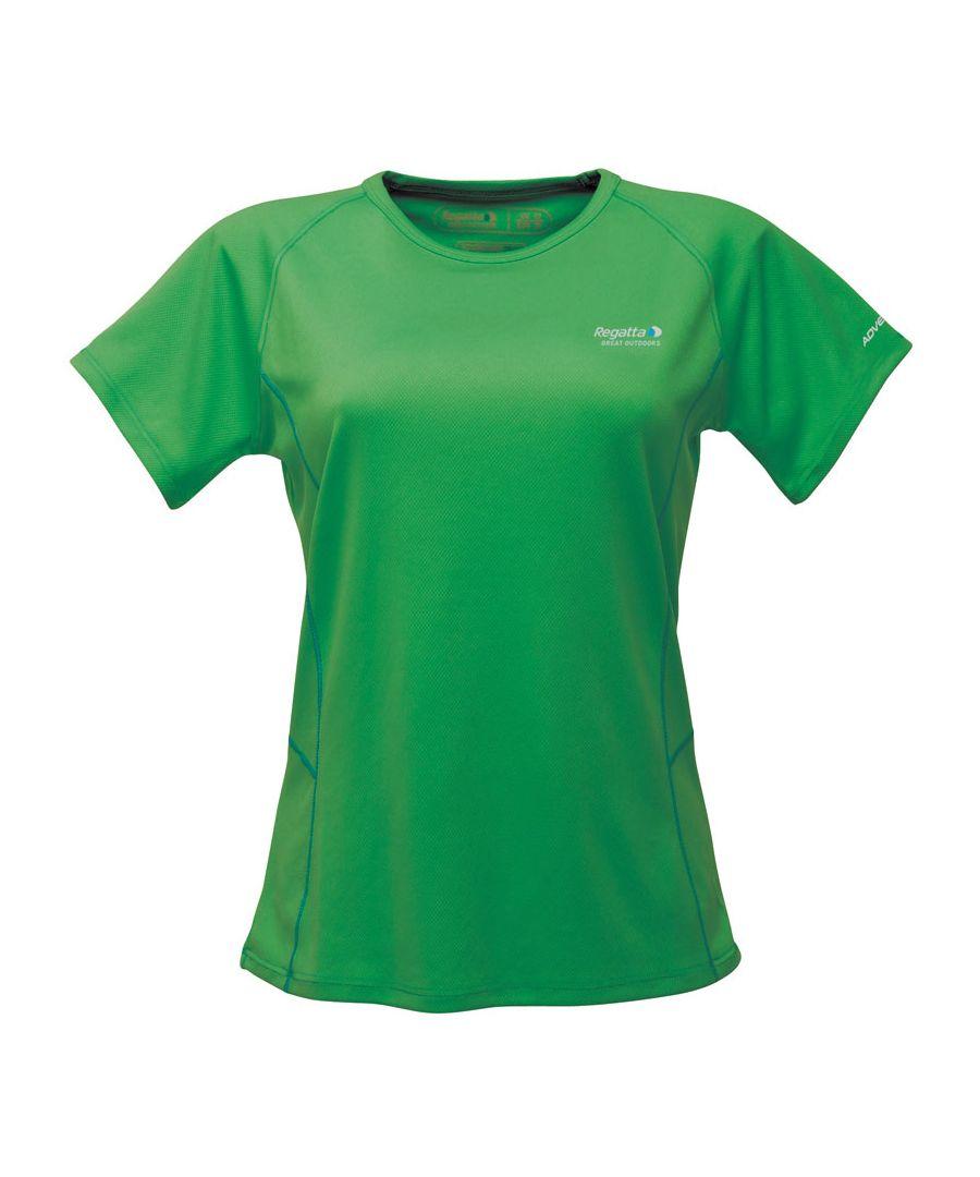 Image for Regatta Ladies Alyssah T Shirt