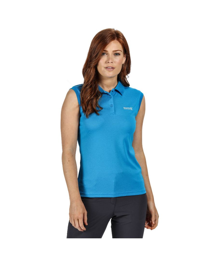 Image for Regatta Womens/Ladies Tima Wicking Quick Dry Technical Vest T Shirt