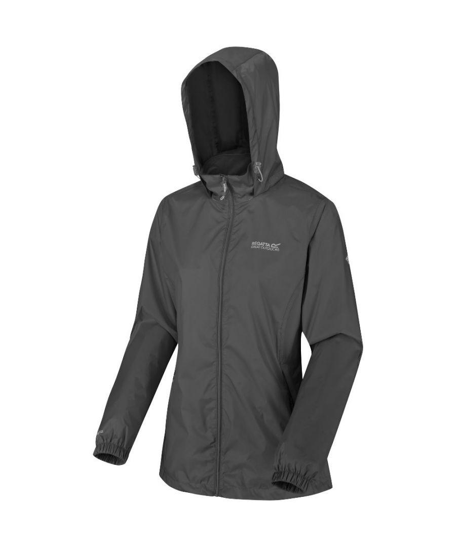 Image for Regatta Womens/Ladies Corinne IV Waterproof Packable Jacket Coat