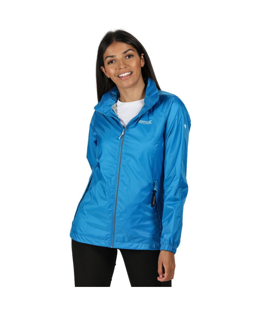 Image for Regatta Womens/Ladies Corinne IV Waterproof Packable Jacket Coat