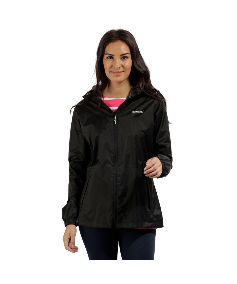 Image for Regatta Womens/Ladies Pack It Jacket III Waterproof Durable Jacket
