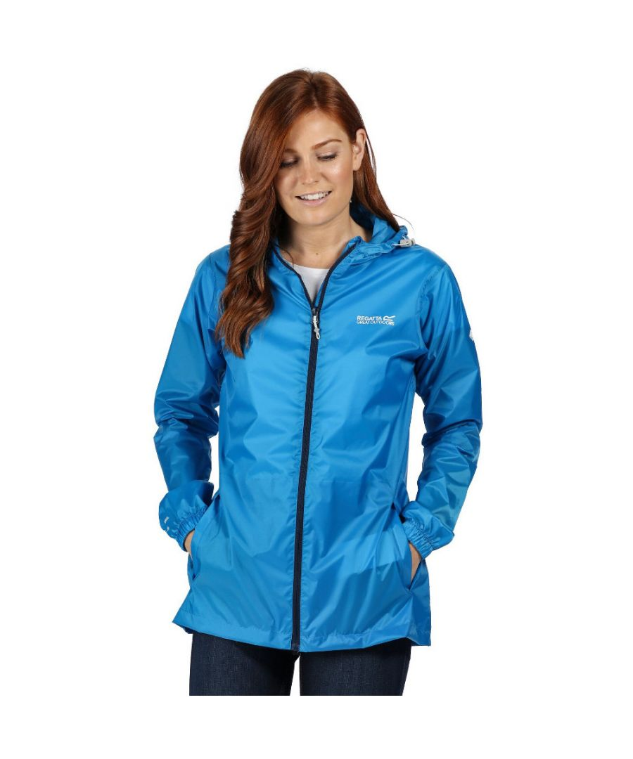 Image for Regatta Womens/Ladies Pack It Jacket III Waterproof Durable Jacket