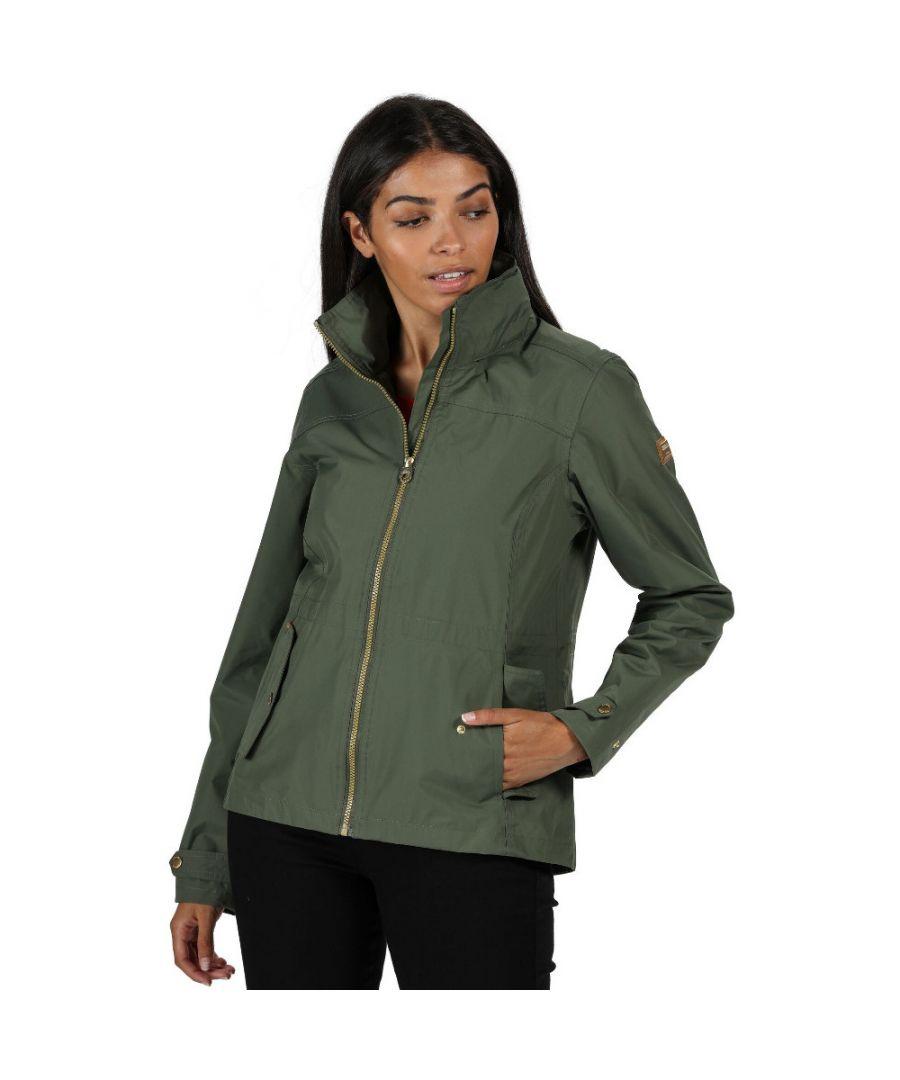 Image for Regatta Womens Laurenza Waterproof Hydrafort Durable Coat