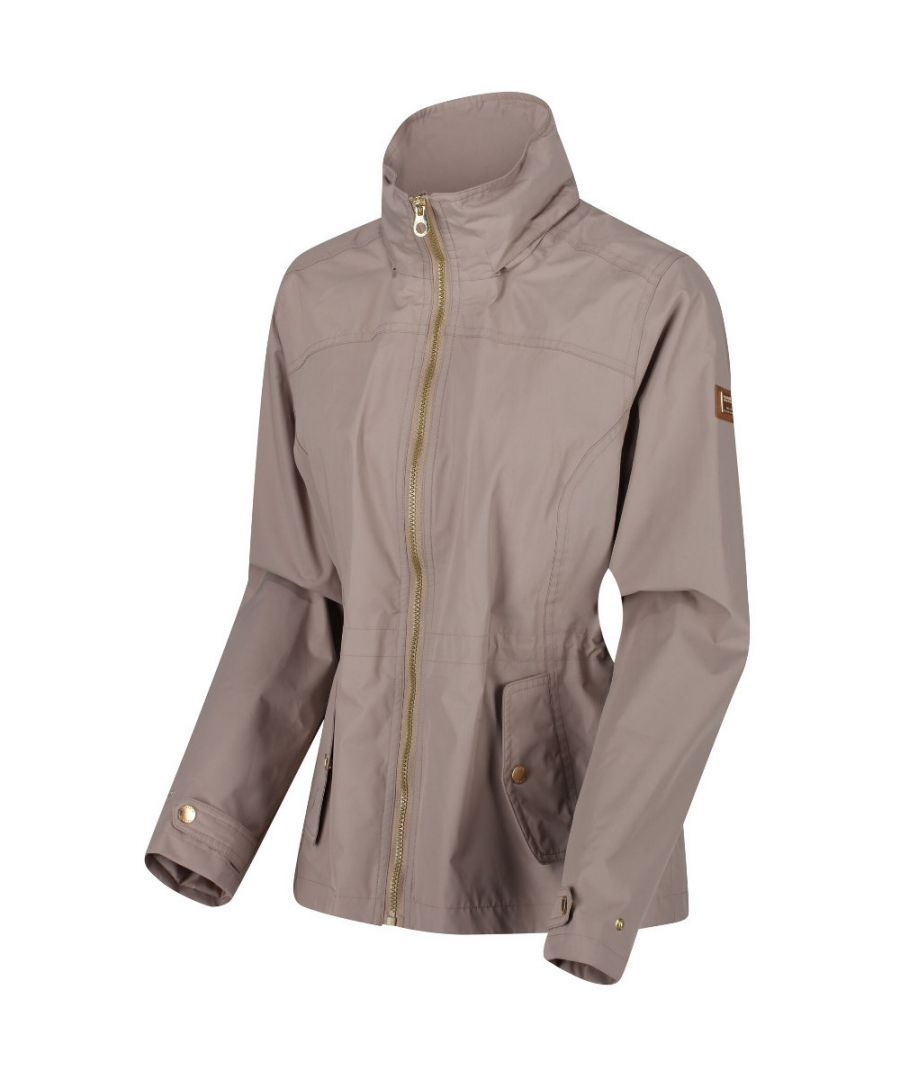 Image for Regatta Womens Laurenza Waterproof Hydrafort Durable Coat
