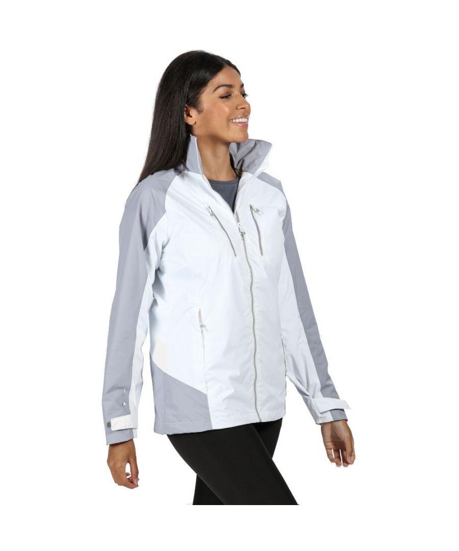 Image for Regatta Womens Calderdale III Waterproof Breathable Coat