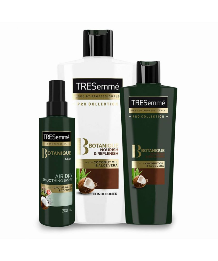 Image for Tresemme Botanique Air Dry Regime Bundle