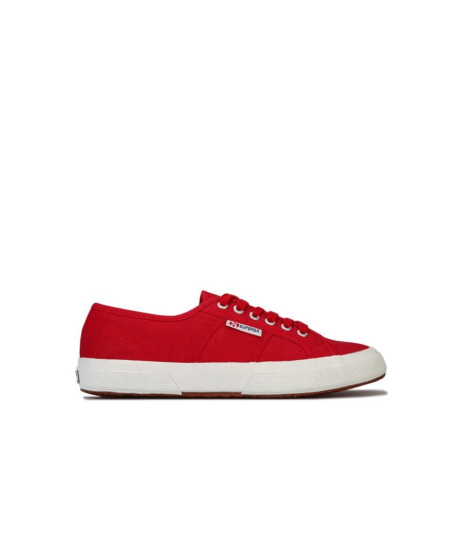 Image for Women's Superga 2750 Cobinu Classic Pumps in Red